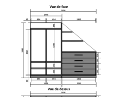 Menuiserie Varin  - Villettes - Dressings